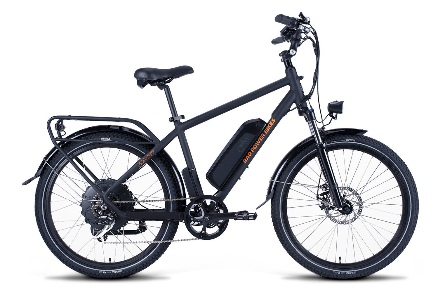 RadCity Right View RadCity 4 Electric Commuter Bike