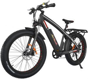 Addmotor MOTAN 750W Hunting Electric Bicycles
