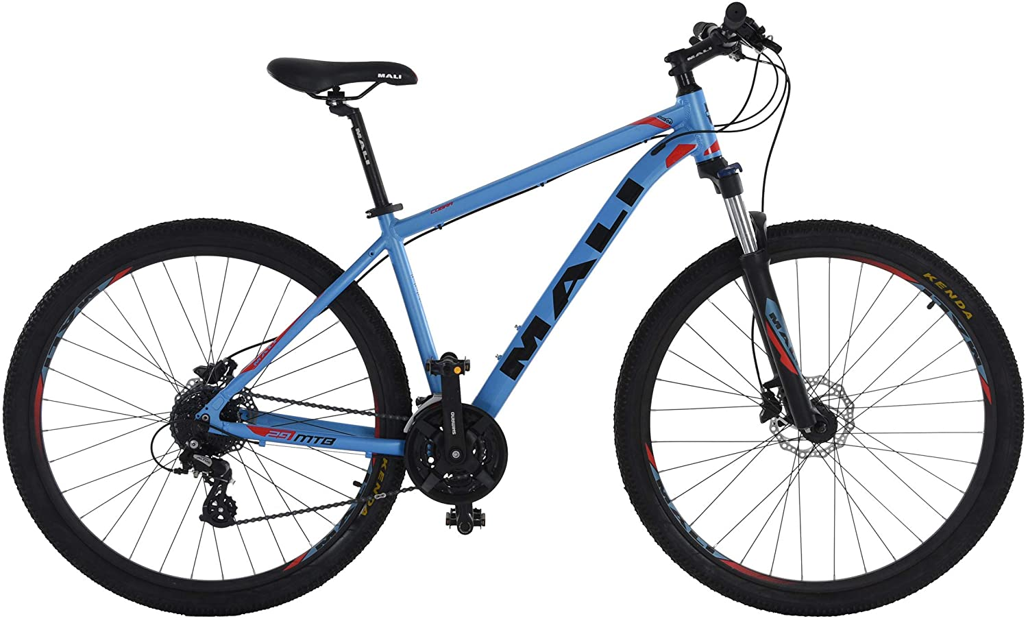 image 1 15 Best Cheap Mountain Bikes - Compare Prices & Features